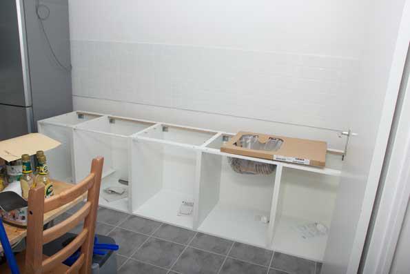 Eine Küche von IKEA - Alptraum oder Schnäppchen?